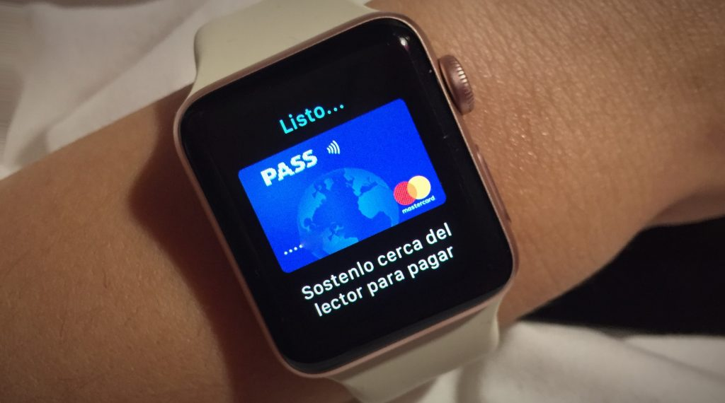 Apple Watch con Apple Pay